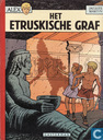 Bandes dessinées - Alix - Het Etruskische graf
