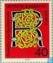 Postzegels - Duitsland, Bondsrepubliek [DEU] - Roswitha von Gandersheim