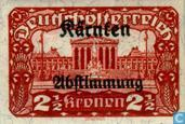 Postage Stamps - Austria [AUT] - Plebiscite Kärnten