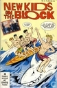 Comic Books - New Kids On The Block - een arabische nachtmerrie