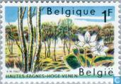 Postage Stamps - Belgium [BEL] - Nature Protection