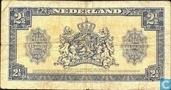 Billets de banque - Geldzuivering Nederland - 2.5 1945 florins néerlandais