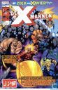 Bandes dessinées - X-Men - Als je ongewenst bent