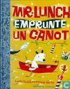 Comics - Mr. Lunch - Mr. Lunch emprunte un canot