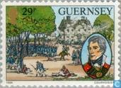 Briefmarken - Guernsey - Doyle, Sir John