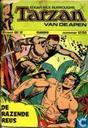 Comic Books - Tarzan of the Apes - De razende reus