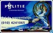 Phone cards - PTT Telecom - Politie Rotterdam-Rijnmond