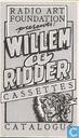 Willem de Ridder cassettes catalogus