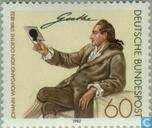 Postage Stamps - Germany, Federal Republic [DEU] - Johann Wolfgang von Goethe