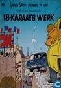 Bandes dessinées - Gil Jourdan - 18-karaats werk