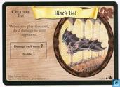 Trading cards - Harry Potter 4) Adventures at Hogwarts - Black Bat