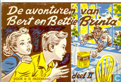 Comic Books - Bert en Bettie Brinta - De avonturen van Bert en Bettie Brinta 2