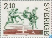 Timbres-poste - Suède [SWE] -  Athlétisme