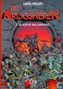 Comics - Krijgsheren, De - De burcht van Cormandel
