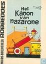 Strips - Kanon van Nazarone, Het - Het kanon van Nazarone