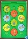 Jeux de société - Memo (memory) - Waar zijn Bert en Ernie