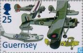 Briefmarken - Guernsey - RAFA 1898-1998