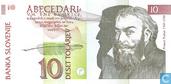 Slowenien 10 Tolarjev 1992