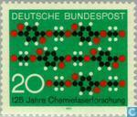 Postage Stamps - Germany, Federal Republic [DEU] - Synthetic fibers 1846-1971
