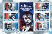 Postzegels - Guernsey - Victor Hugo