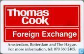 Thomas Cook, foreign exchange