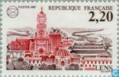 Postage Stamps - France [FRA] - Congress philatelists
