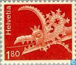 Postage Stamps - Switzerland [CHE] - Architecture and Applied Arts