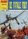 Comic Books - Bajonet - De fatale fout
