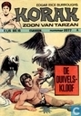 Strips - Korak - De duivelskloof
