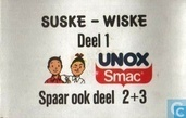 Comic Books - Willy and Wanda - Suske en Wiske Unox/Smac 1
