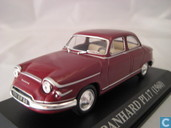 Model cars - Altaya - Panhard PL17
