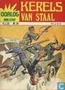 Bandes dessinées - Oorlog - Kerels van staal