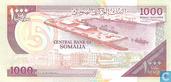 Billets de banque - Somalie - 1983-1996 Issue - Somalie 1.000 Shilin 1990