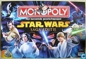 Spellen - Monopoly - Monopoly Star Wars Saga Editie