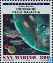 Postage Stamps - San Marino - Science fiction