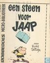 Comic Books - Jaap - Een steen voor Jaap