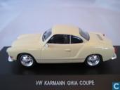Voitures miniatures - Edison Giocattoli (EG) - Volkswagen Karmann Ghia Coupe
