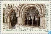 Briefmarken - Frankreich [FRA] - Kloster von Flaran