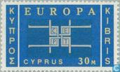 Timbres-poste - Chypre [CYP] - Europe – C.E.P.T.