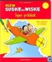 Comic Books - Junior Suske en Wiske - Super prikblok