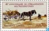Postage Stamps - United Nations - Geneva - UNO