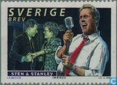 Postzegels - Zweden [SWE] - Dansmuziek