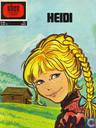 Bandes dessinées - Ohee (tijdschrift) - Heidi