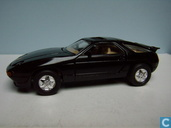 Model cars - Welly - Porsche 928