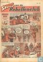 Comic Books - Sjors van de Rebellenclub (magazine) - 1957 nummer  24