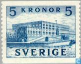 Postage Stamps - Sweden [SWE] - The Royal Palace, Stockholm II