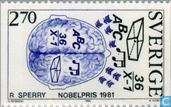 Postage Stamps - Sweden [SWE] - Nobel Laureate in Physiology and Medicine