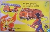Alarm! De Brandweer komt!