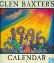 Glen Baxter's 1986 Calendar