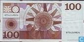 Bankbiljetten - Erflaters II - 100 gulden Nederland 1970